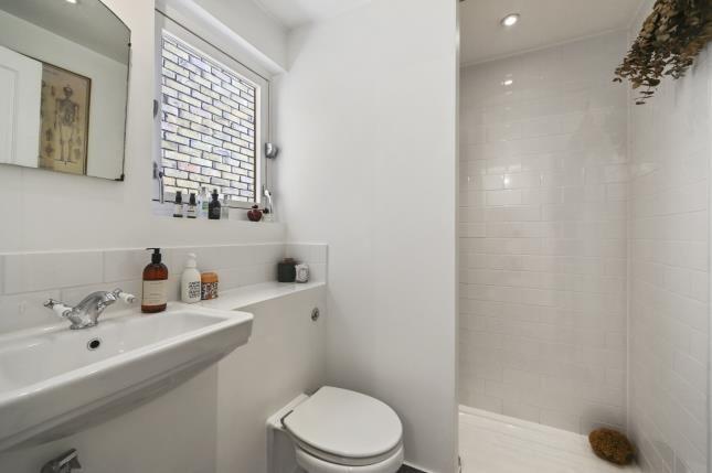 Bathroom of Kennet Close, Battersea, London SW11