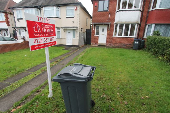 3 bed semi-detached house to rent in Booths Farm Road, Great Barr B42