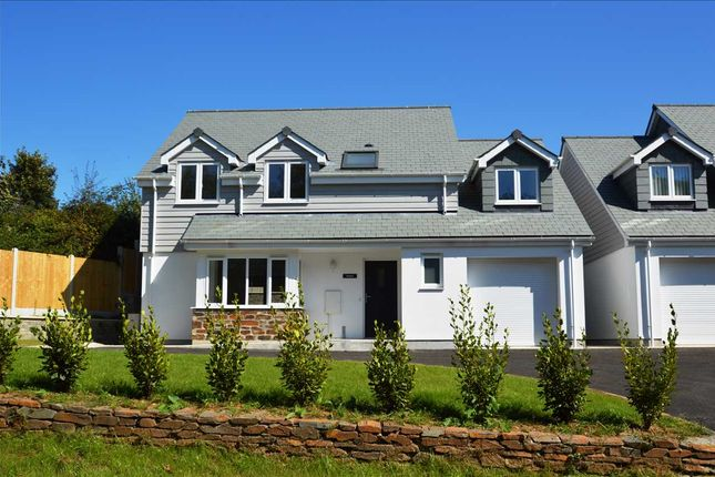 Detached house for sale in Wheal Rose, Scorrier, Redruth