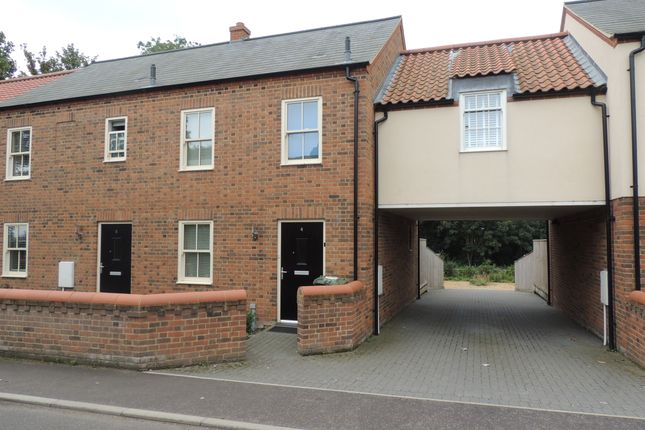 Thumbnail Terraced house to rent in High Street, Nordelph
