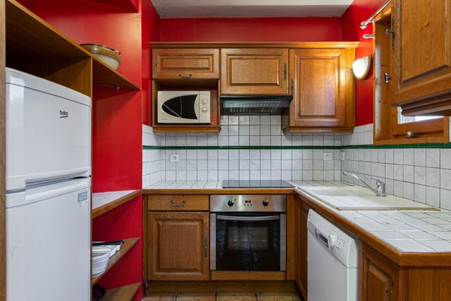 The Kitchen of La Tania, Rhone Alps, France