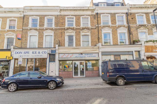 Thumbnail Retail premises for sale in Churchfield Road, London