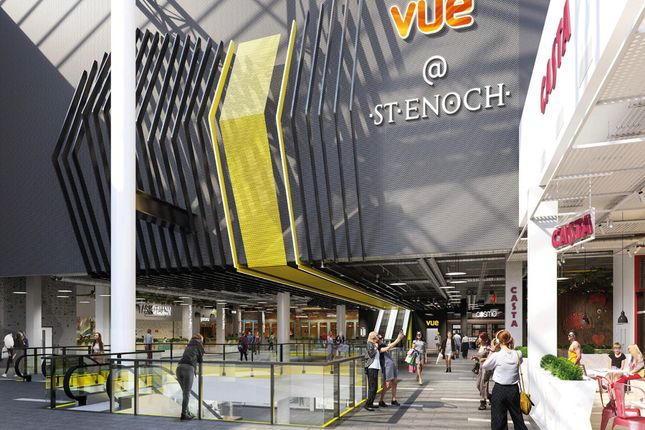 Thumbnail Leisure/hospitality to let in St. Enoch Square, Glasgow