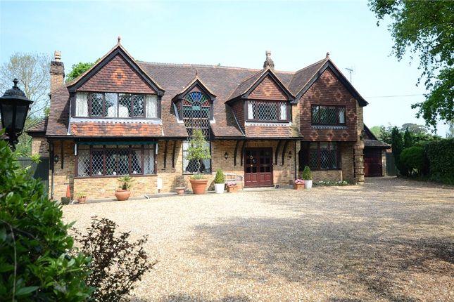 Thumbnail Detached house for sale in Arbor Lane, Winnersh, Wokingham
