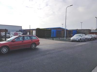 Thumbnail Light industrial for sale in 15 Kimberley Street, Argyle Street, Hull, East Yorkshire