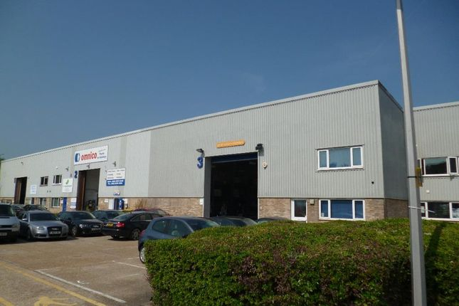 Thumbnail Warehouse to let in Unit 3 Stanstead Road Trade Park, Goodwood Road, Eastleigh, Hampshire