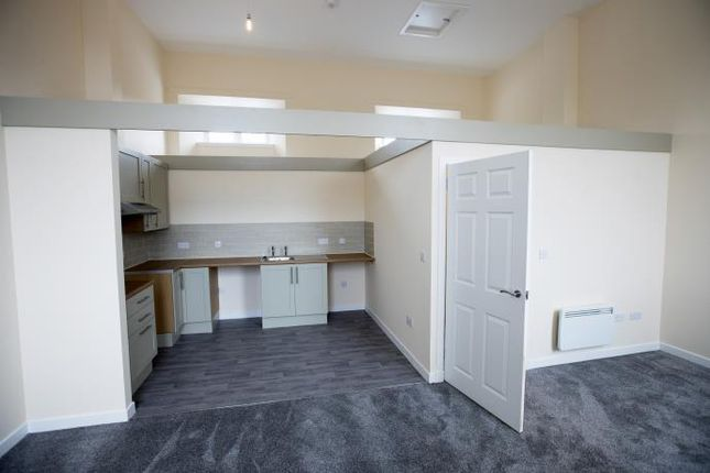 Thumbnail Flat to rent in Flat 4 And Flat 8, Old St Stephens School House, John Street, Blairgowrie