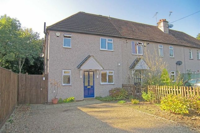 Thumbnail End terrace house to rent in Larkfield Road, Bessels Green