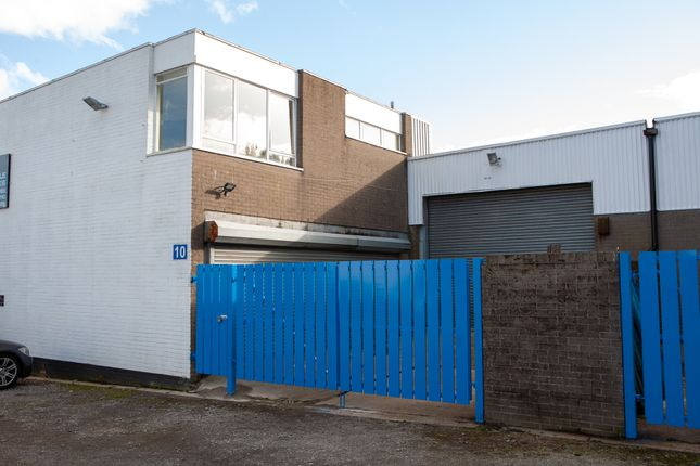 Thumbnail Industrial to let in Unit 10, Forgehammer Industrial Estate, Cwmbran