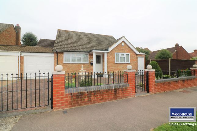 Thumbnail Detached bungalow to rent in Rushleigh Avenue, Cheshunt, Waltham Cross