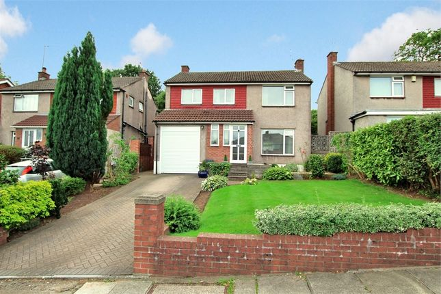 Thumbnail Detached house for sale in Carisbrooke Way, Penylan, Cardiff