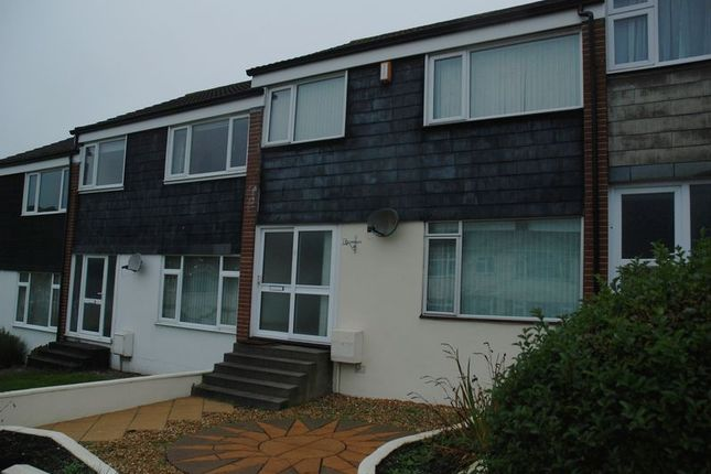 Thumbnail Terraced house to rent in Bowhays Walk, Plymouth