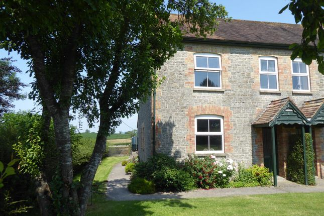 Thumbnail Cottage to rent in North Cheriton, Templecombe