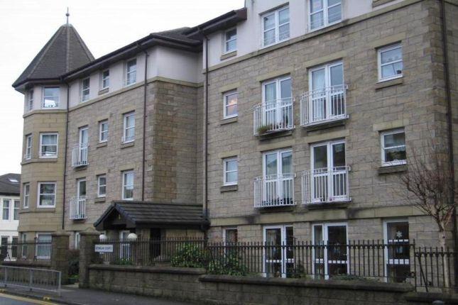 Thumbnail Flat to rent in Johnstone Drive, Rutherglen, Glasgow