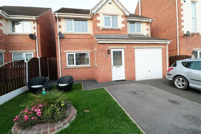 Thumbnail Detached house for sale in Pastures Mews, Mexborough, South Yorkshire
