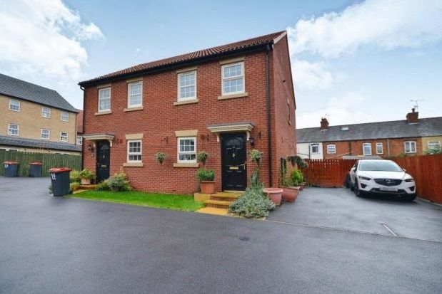 Thumbnail Property to rent in Windmill Close, Sutton In Ashfield
