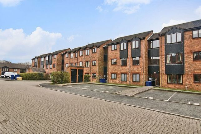 Thumbnail Flat for sale in Woottons Court, Stoney Croft, Cannock