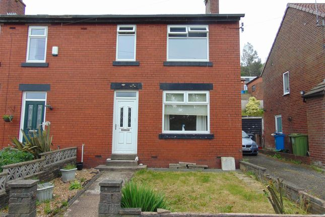 Thumbnail End terrace house to rent in 42 Hollins Avenue, Lees, Oldham
