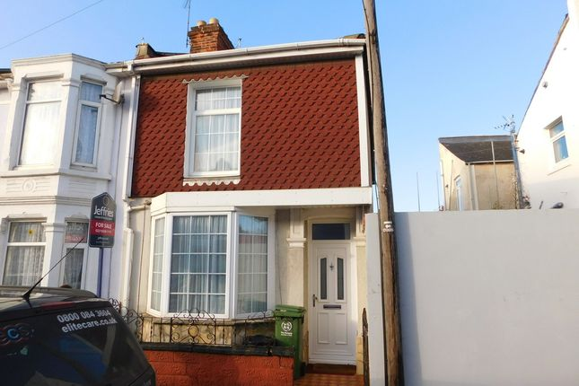3 bed end terrace house for sale in Haslemere Road, Southsea