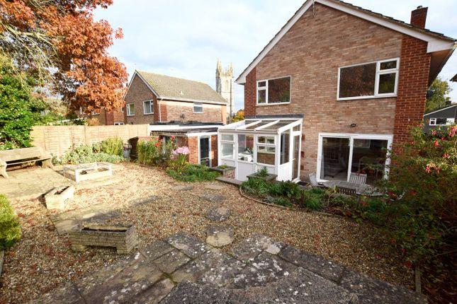Rear Garden of Sherwood Close, Heavitree, Exeter EX2