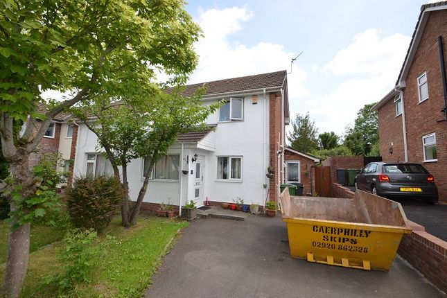 Thumbnail Detached house to rent in Lakeside Drive, Cyncoed, Cardiff