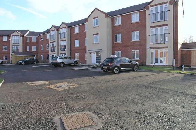 Thumbnail Flat for sale in Stourbridge, Wollaston, Doulton Brook, Fussell Way, Waterside Court