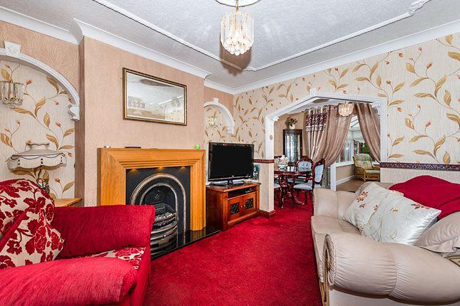 Living Room of Rusland Road, Liverpool, Merseyside L32