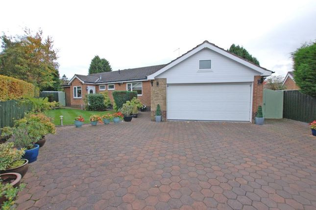Thumbnail Bungalow for sale in Collingwood Crescent, Ponteland, Newcastle Upon Tyne