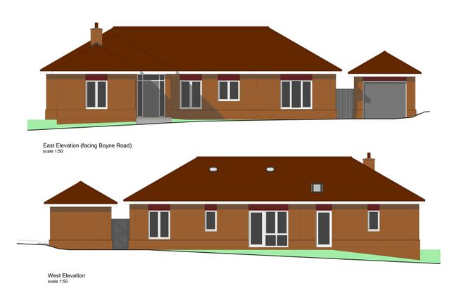 Elevations of Abbot Road, Bury St. Edmunds IP33
