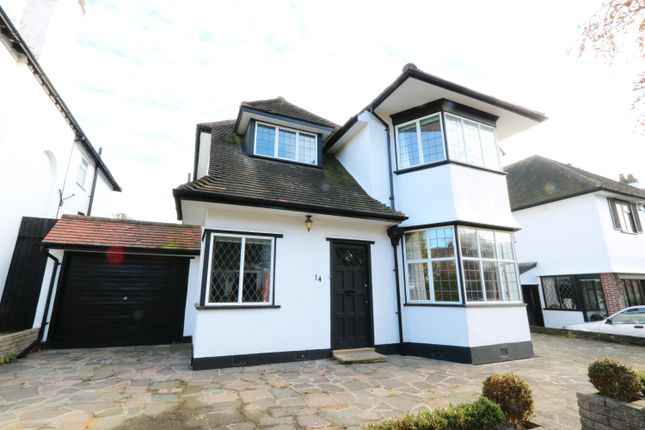 Thumbnail Detached house for sale in The Meadway, Westcliff-On-Sea, Essex