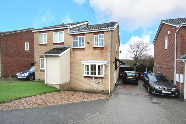 2 bed semi-detached house for sale in Meadow Gate Avenue, Sothall, Sheffield S20