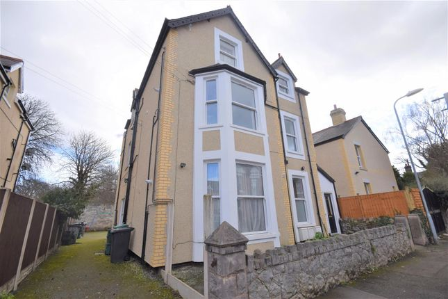 Thumbnail Block of flats for sale in Lawson Road, Colwyn Bay