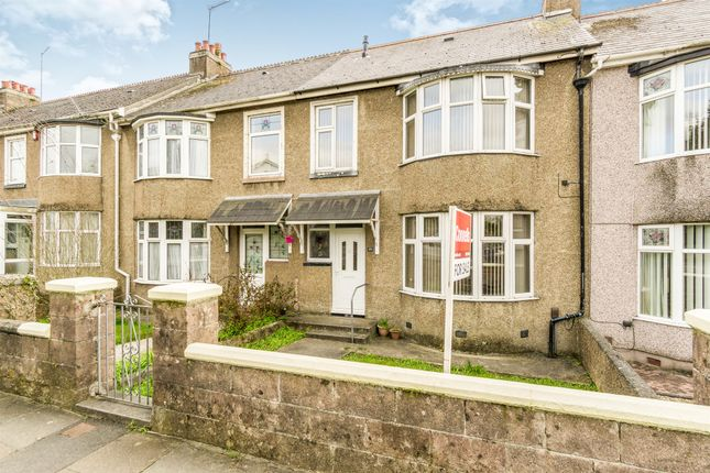 Thumbnail Terraced house for sale in Pemros Road, St. Budeaux, Plymouth