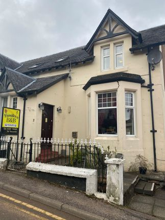 Thumbnail Hotel/guest house for sale in Fort William, Highland