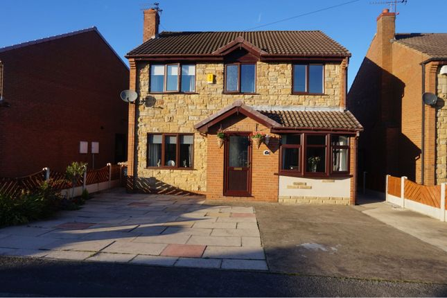 4 bed detached house for sale in Limetrees, Pontefract WF8