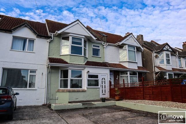 Thumbnail Terraced house for sale in Old Torquay Road, Paignton