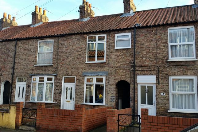 Thumbnail Terraced house to rent in Brook Street, Driffield