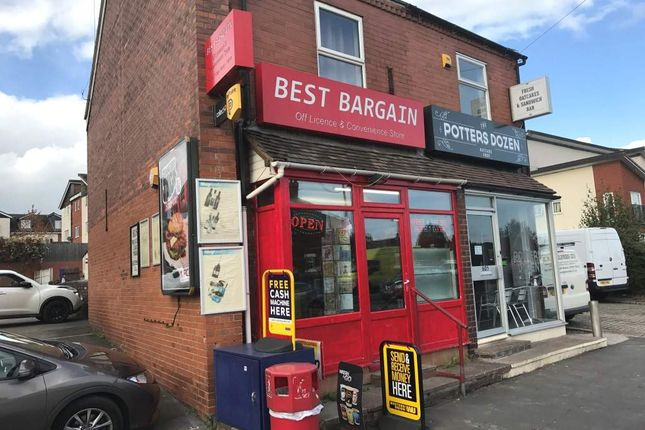 Retail premises for sale in Stoke-On-Trent ST1, UK