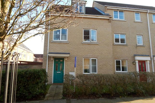 Thumbnail Property to rent in Cutters Row, Norwich