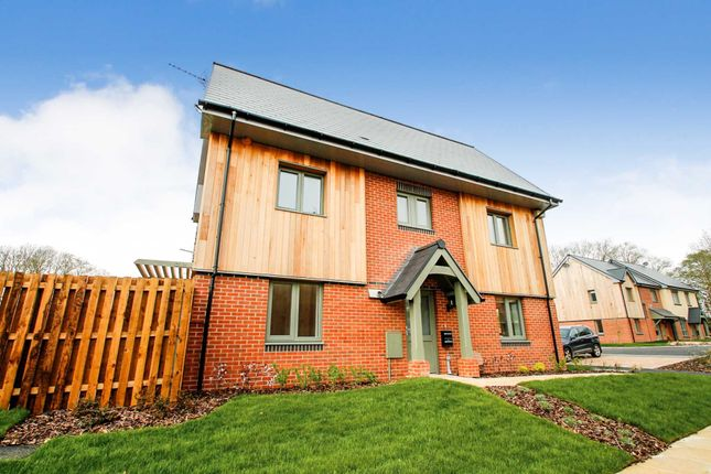 Thumbnail End terrace house for sale in Mill Road, Sharnbrook, Bedford