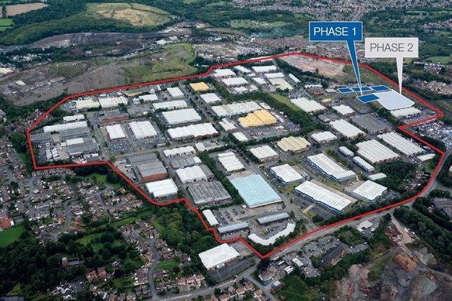 Thumbnail Light industrial to let in The Pensnett Estate - Phase 2, The Pensnett Estate, Kingswinford, West Midlands
