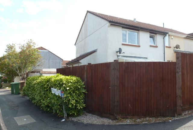 Thumbnail Terraced house to rent in Battershall Close, Plymstock, Plymouth