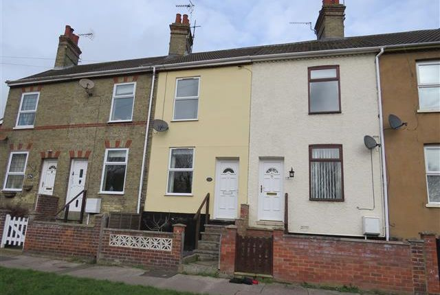 Thumbnail Property to rent in Hall Road, Lowestoft