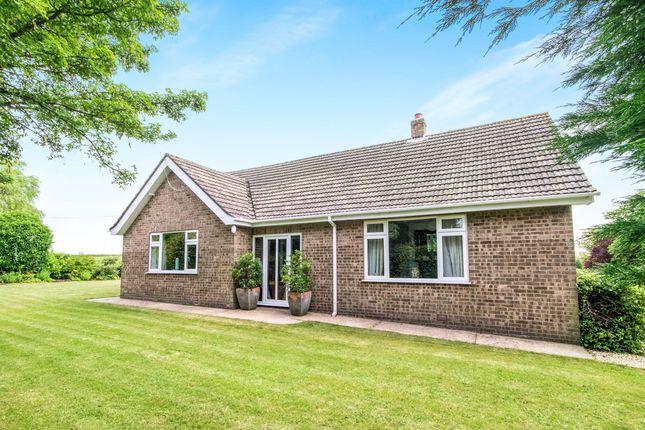 Thumbnail Detached bungalow for sale in High Toynton, Horncastle