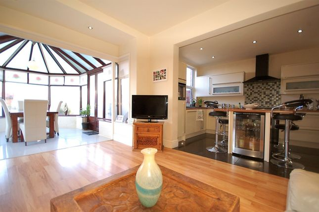 Thumbnail Detached house for sale in Second Avenue, Blackpool