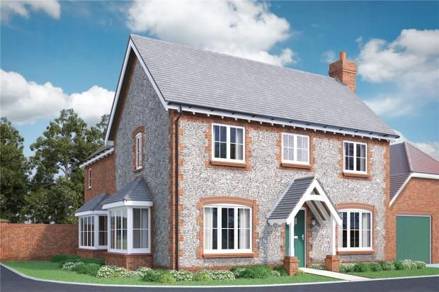 Thumbnail Detached house for sale in Oakwood Gate II, Hemel Hempstead, Hertfordshire