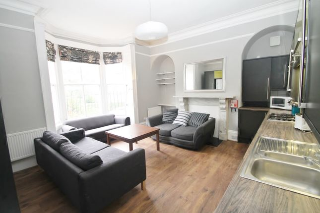 Thumbnail End terrace house to rent in Hyde Park Terrace, Hyde Park, Leeds