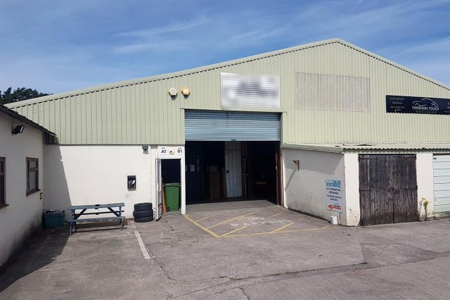 Light industrial for sale in Locking Farm Industrial Estate, Locking Moor Road, Locking, Weston-Super-Mare