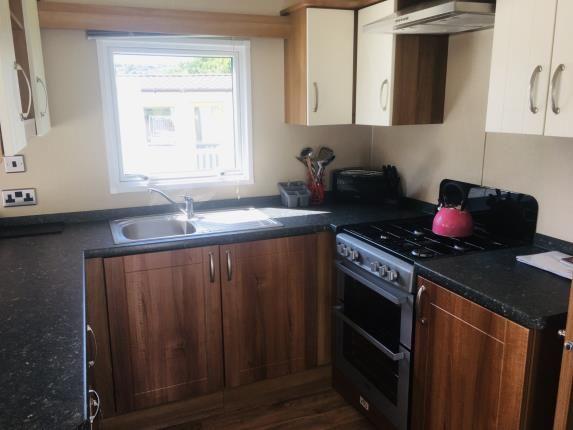 Kitchen of Praa Sands, Cornwall TR20