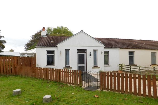 Thumbnail Bungalow for sale in Victoria Street, Newmains, Wishaw